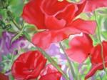 Art floral - peintures de fleurs